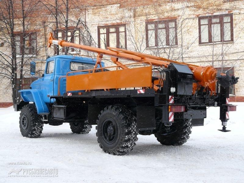 Фото №1:Бурильно-крановые машины БКМ-515