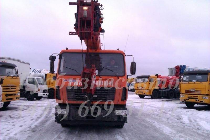 Фото №4:Автокран Галичанин КС-55729В