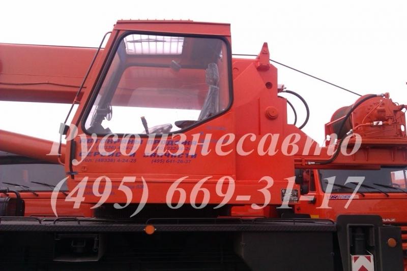 Фото №4:Автокран Клинцы КС-55713-3К-3
