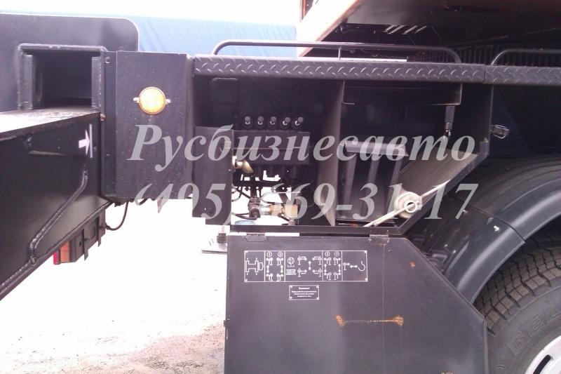 Фото №4:Автокран Клинцы КС-55713-6К-3