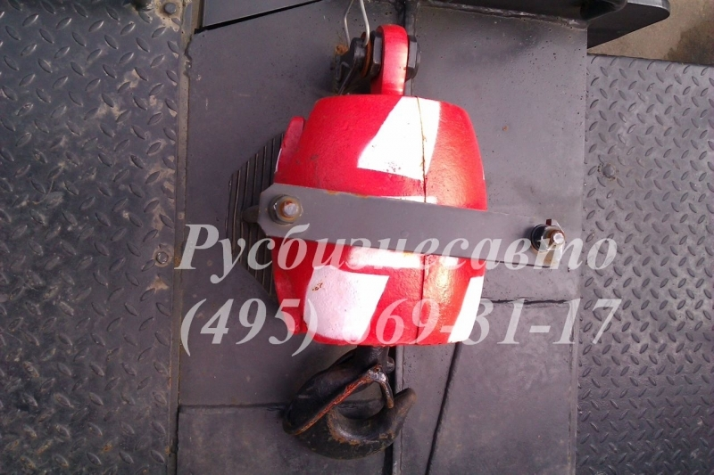 Фото №11:Автокран Клинцы КС-55713-1К-1 с гуськом