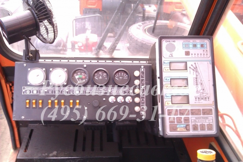 Фото №7:Автокран Клинцы КС-55713-1К-1 с гуськом