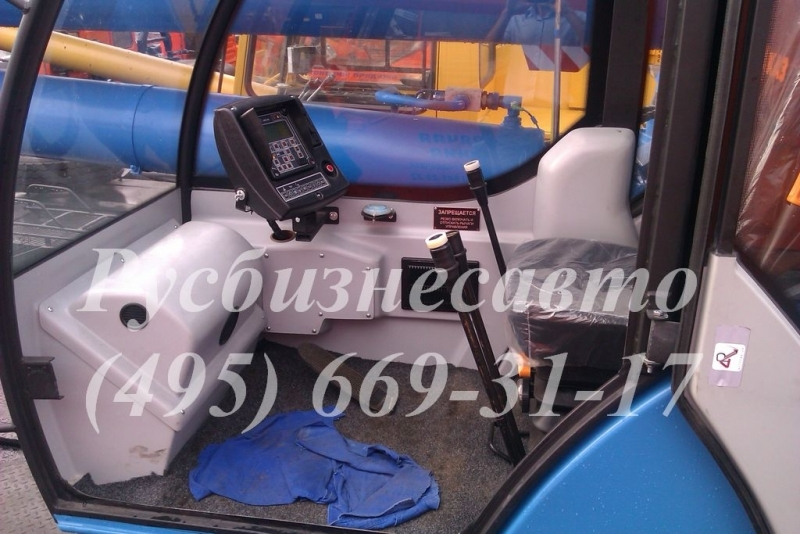 Фото №10:Автокран Клинцы КС-65719-3К